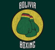 Bolivia Boxing by CreativoDesign