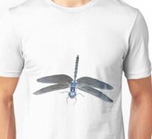Dragonfly micro photography inverted Unisex T-Shirt