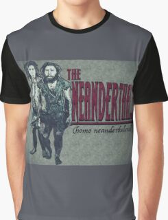 The Neanderthals- vintage Graphic T-Shirt