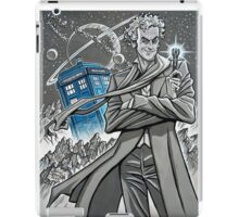 The Twelfth Doctor iPad Case/Skin
