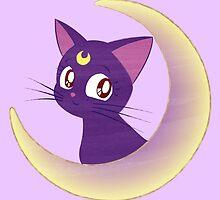Luna (marker) by steffirae
