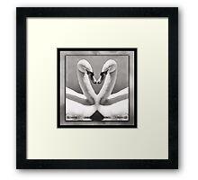 Mirror, Mirror Framed Print