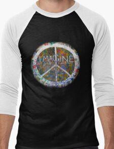 Imagine Men's Baseball ¾ T-Shirt