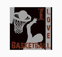 I Love Basketball Unisex T-Shirt