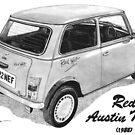 MINI (RED HOT) by Steve Pearcy