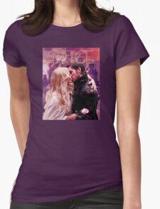 Captain Swan Camelot Watercolor Design 1 T-Shirt