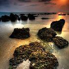 Sunset at Siridao by Deepak Varghese
