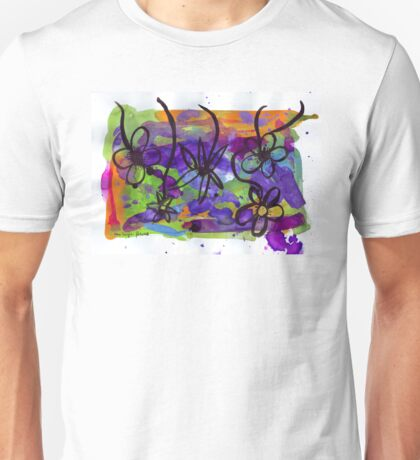 Midnight Garden cycle1 13 Unisex T-Shirt