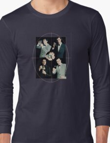 Spy vs Spy Long Sleeve T-Shirt