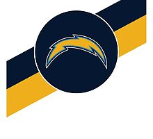 San Diego Chargers by KeithSwo