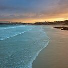 sunrise over langebaan by BlaizerB