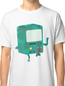 Watercolour Adventure Time BMO Classic T-Shirt