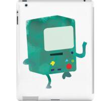 Watercolour Adventure Time BMO iPad Case/Skin