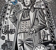 The Eighth Doctor by Raine  Szramski
