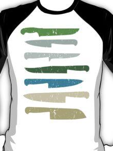Chef's knives T-Shirt
