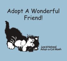 Adopt A Wonderful Friend by Kgphotographics