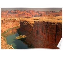Marble Canyon - 2  ©  Poster