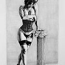 corset and pillar  by braik tiberiu alexandru