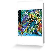 Leafy Sea Dragon by Sheridon Rayment Greeting Card