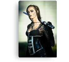 Star Wars Girl. Canvas Print