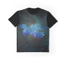 Galaxy Kyogre Graphic T-Shirt