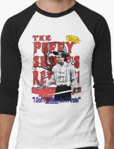 The Puffy Shirt's Revenge Men's Baseball ¾ T-Shirt