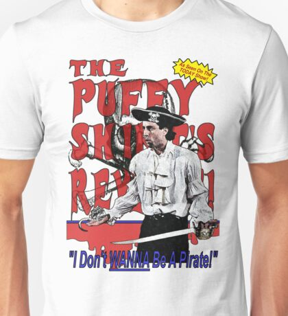 The Puffy Shirt's Revenge Unisex T-Shirt