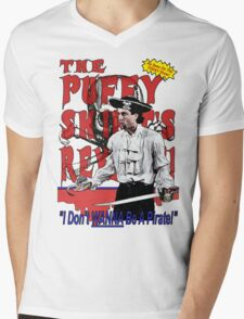The Puffy Shirt's Revenge Mens V-Neck T-Shirt