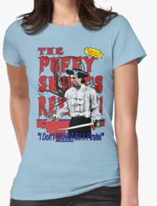 The Puffy Shirt's Revenge Womens Fitted T-Shirt