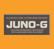 Vintage Juno G Synthesizer by mamza