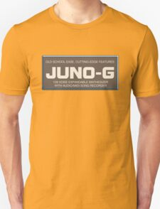 Vintage Juno G Synthesizer T-Shirt