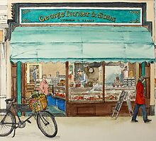 Pelsall Butcher by Lynne  Kirby