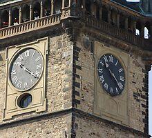 Czech  Clocks by dsimon