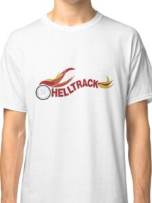 Hell Track Logo From the 80's Movie Rad  Classic T-Shirt
