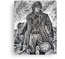 "Young War Doctor/ ""Doctor No More"" Canvas Print"