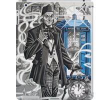 The First Doctor iPad Case/Skin