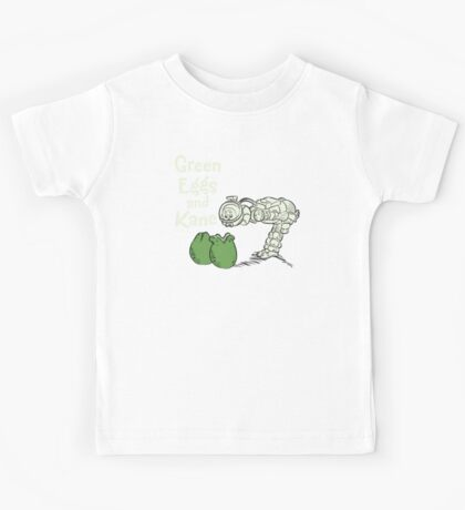 Green Eggs and Kane Kids Tee
