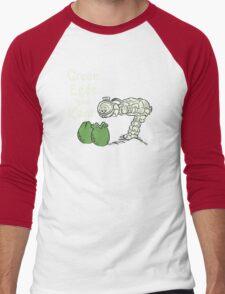 Green Eggs and Kane Men's Baseball ¾ T-Shirt