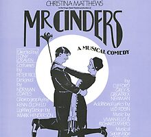 MR CINDERS (vintage illustration) by ART INSPIRED BY MUSIC