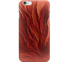 RED HOT iPhone Case/Skin