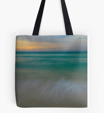 Smooth Flow Tote Bag