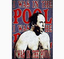 "George Costanza- ""I WAS IN THE POOL!"" T-Shirt"