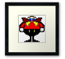 The Robotnik Doktor Sprite Framed Print