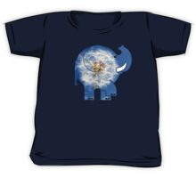 ELLE DANDYLION Kids Tee