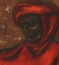 Untitled Man by Alga Washington