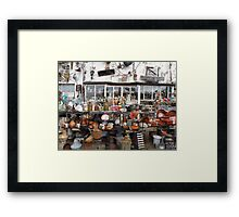 Other Peoples Business #3 Framed Print