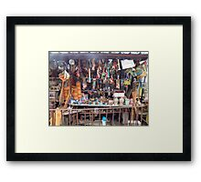 Other Peoples Business #4 Framed Print