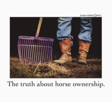 The Truth about Horse Ownership by Jessica Holder