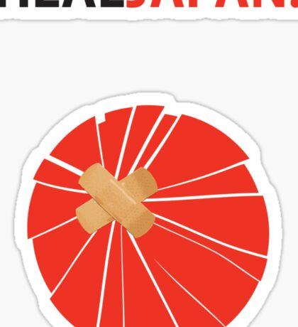 Heal Japan #3 Sticker