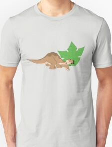 Littlefoot and his tree star! T-Shirt